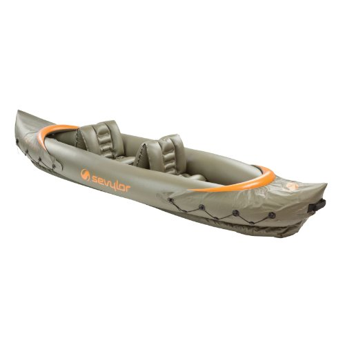 Sevylor C001 Tahiti Hunt Fish 2 Person Kayak