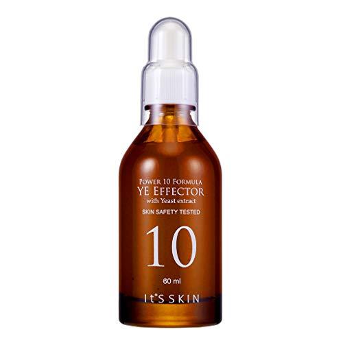 It'S SKIN Power 10 Formula YE Effector Ampoule Serum 60ml (2.03 fl oz) - Extrait de levure Régénération et revitalisation des cellules de la peau, peau lisse, troubles apaisants
