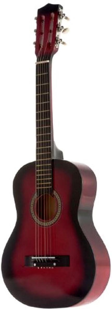 勇者記念碑森林Star Kids Acoustic Toy Guitar 31 インチ Color Red, CG5126-RD アコースティックギター アコギ ギター (並行輸入)