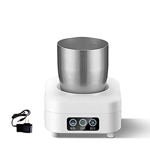 LSZ Tasse de réfrigération ménage Tasse de Boisson Froide Tasse de Refroidissement Rapide Voiture rafraîchissante Tasse Coupe de Glace Chauffe-Lait Machines à thé (Color : A)