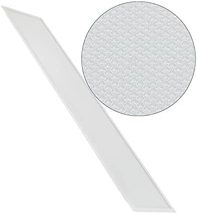 LEDKIA LIGHTING Panneau LED 120x30cm 40W 4000lm Microprismatique UGR17 LIFUD Blanc Chaud 3000K3500K