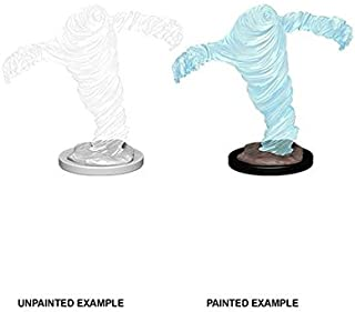 NECA Deep Cuts Unpainted Minis: Medium Air Elemental
