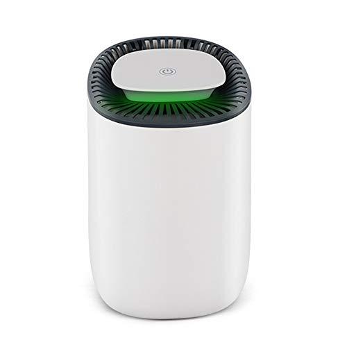 KKDWJ Deumidificatore 600ml Mini Portatile Ultra Silenzioso Risparmio Energetico Elettrico Deumidificatore Air Cleaner per Cucina di casa Garage Armadio Seminterrato