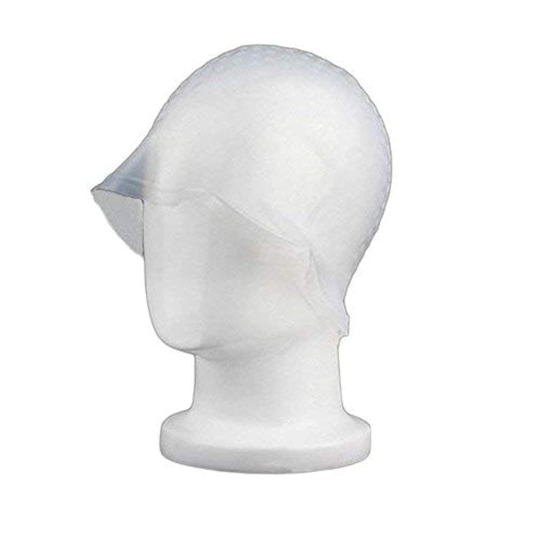 反毒サイクロプス日曜日chaselpod 洗って使える ヘアカラー メッシュ 染め用 用 シリコン ヘア キャップキャップ