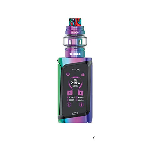 SMOK Morph 219 Kit 219W TC Morph 219 Mod TF2019 BF-Mesh Coil Dual 18650 Batterie Elektronische Zigarette Rauch Vape Kit