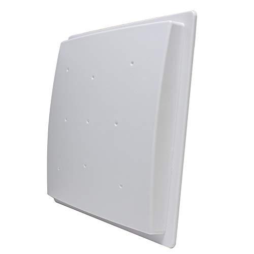 Yanzeo R781 UHF RFID-Leser, 6 m Reichweite, für den Außenbereich, IP67, 8 dBi, Antenne, USB, RS232/RS485/Wiegand-Ausgang, UHF integriertes Lesegerät