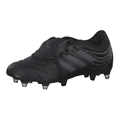 adidas Herren Fussballschuhe COPA Gloro 19.2 SG CBLACK/CBLACK/SILVMT 44