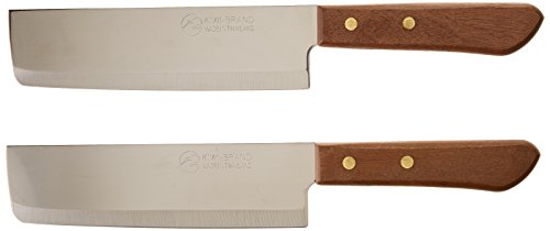 Set of Two 6.5' Kiwi Brand Chef Knives # 172