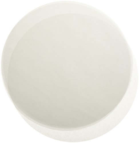Regency Wraps RW1108 Regency Wraps Parchment Paper Liners for Round Cake Pans 8 inch diameter 24 pack 8quot White