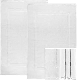 Alurri Bath Mat Set - 2 Pack - White 20