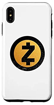 iPhone XS Max Zcash ZEC Cryptocurrency Case