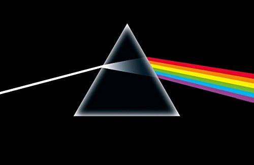 Pink Floyd Fahne Dark Side of The Moon 66 x 105 cm