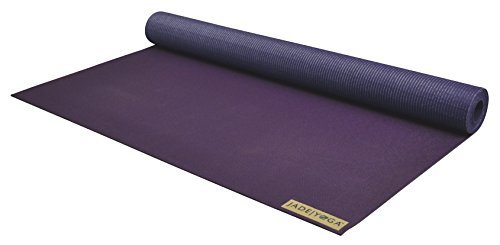 "Jade Yoga Voyager Matte 1/6\'\' (1.6mm) 68"" (173cm) - Purple"