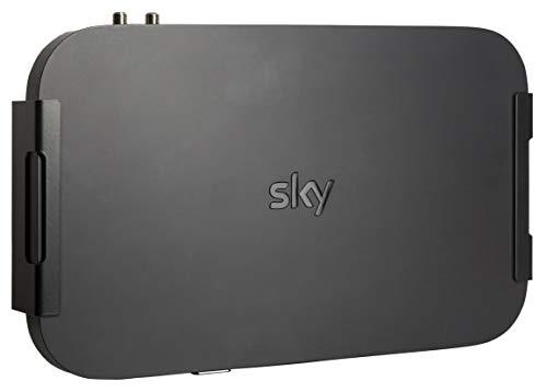 Sky Q Platinum Staffa a Parete in Nero (2TB Model)
