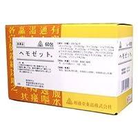 【第2類医薬品】剤盛堂薬品ホノミ漢方 ヘモゼット60包