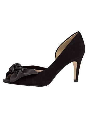 Tamaris 1-1-29300-24, Escarpins Bout Ouvert Femme, Noir...