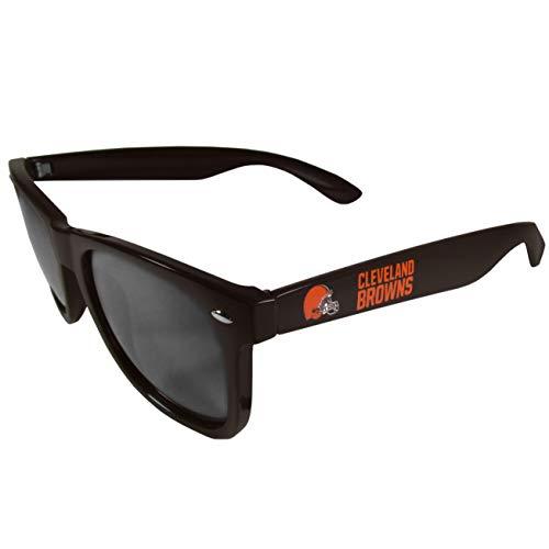 NFL Siskiyou Sports Fan Shop Cleveland Browns Beachfarer Sunglasses One Size Team Color