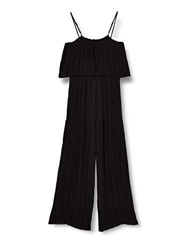 ONLY Damen Onlkelina Strap Jumpsuit WVN, Black, 38