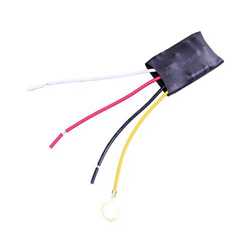 WINOMO AC 120V 240V Interruptor, sensor 3 vías con regulador, repuesto para lámpara táctil