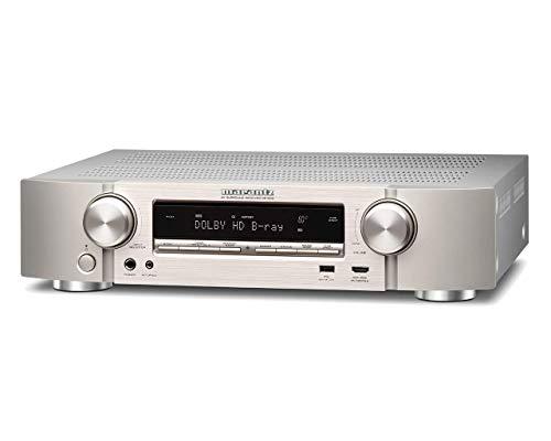 Marantz NR1509/T1SG Ultra-Slim 5.2 Channel AV Receiver With Online Music...