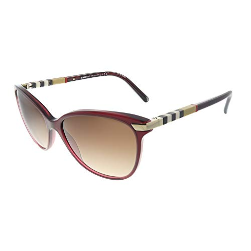 BURBERRY 0Be4216 300213 57 Gafas de sol, Marrón (Havana/Brown), Unisex-Adulto