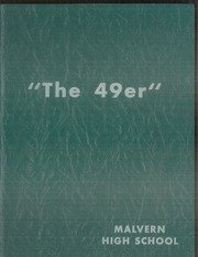 (Custom Reprint) Yearbook: 1949 Malvern High School - Hornet Yearbook (Malvern, OH)