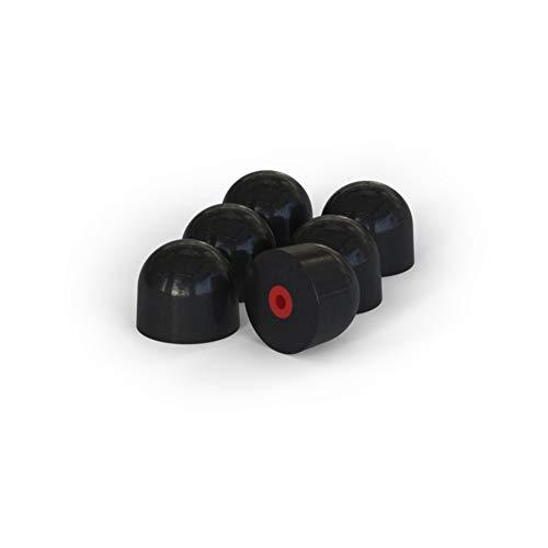 Flare Audio Ersatzspitzen für Isolate® 2 zertifizierten Gehörschutz (groß)