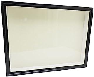 【UVカット】中型ドイツ型標本箱(黒)Ver.2021