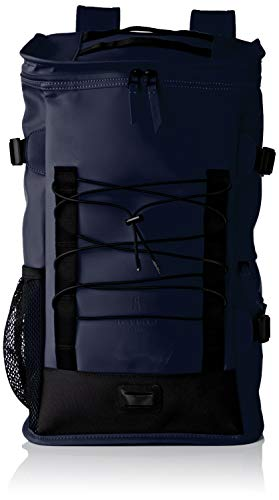 RAINS Mountaineer Bag Sac unisexe adulte Taille unique bleu