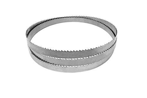 Preisvergleich Produktbild PAULIMOT Sägeband aus Uddeholm-Stahl für MJ12,  2240 x 20 x 0, 5 mm,  4 Zpz