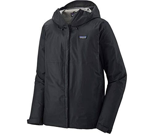 Patagonia Herren M's Torrentshell 3l JKT Jacket, Black, M