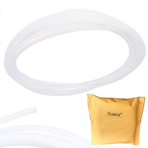 Yuauy 8m Long Inner Cable Tube Liner Protection Universal for Mountain Bike Road Bicycle Brake Cable Shift Derailleur Cable Replacement