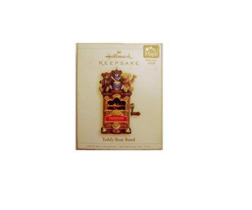 Hallmark Teddy Bear Band 2006 Ornament QLX7603