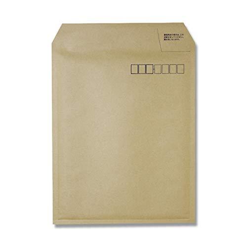 コクヨ ホフ−22 小包封筒(軽量タイプ)A5用封かん用口糊付き茶 10枚セット