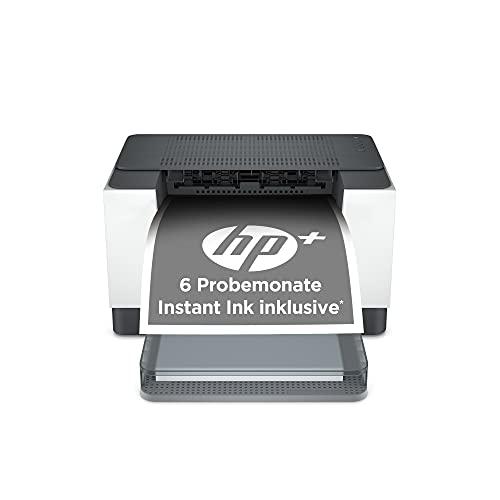 HP LaserJet M209dwe Laserdrucker (HP+ WLAN, LAN, Duplex, Airprint, mit 6 Probemonaten HP Instant Ink Inklusive)