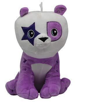 WildWorks knuffels van Animal Jam - Play Wild! Knuffels ca. 30 cm voor kinderen, meisjes en jongens, voor verzamelen en spelen (pinguïn, roze / geel)) (pandabeer)