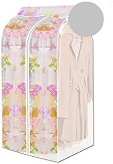 Dust cover Housse Anti-poussière pour vêtements, Housse pour vêtements, Sac à poussière tridimensionnelle, Sac Suspendu(A;...