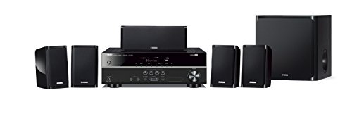 Yamaha YHT1840 5.1 Home Theatre Kit - Bl