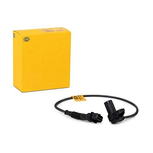 HELLA 6PU 009 121-641 Sensor, Nockenwellenposition - 12V - Einlassseite - Kabel: 405mm - ohne Dichtung - mit Kabel