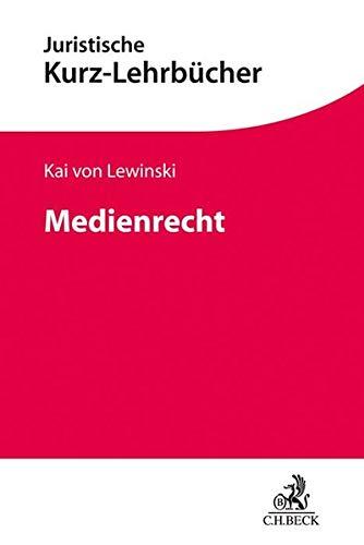 Medienrecht
