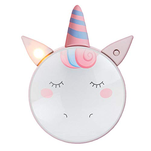 Fizz Creations Character Light up Mirror - Unicorn