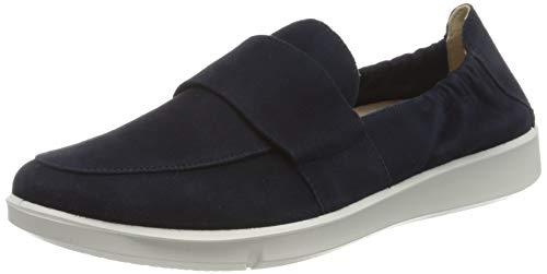 Legero Damen Lucca Slipper, Blau (Oceano (Blau) 83), 41 EU (Herstellergröße: 7 UK)