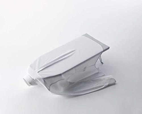 山崎実業(Yamazaki)舟型アイロン台アルミコートシルバー約75X30X20cm匠の技1225