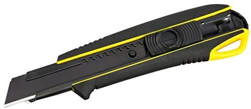Tajima DRIVER Cutter mit Razar black Klingen (18 mm, mit Schraubendreher Funktion) - DC560YB