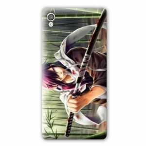 Coque pour Sony Xperia Z5 Manga - Divers - Bambou B
