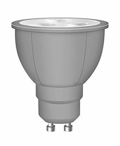 NEOLUX LED-Reflektorlampe GU10 PAR16 / 4W - 35 Watt-Ersatz, Abstrahlungswinkel 120° / warmweiß - 2700K, Bilster