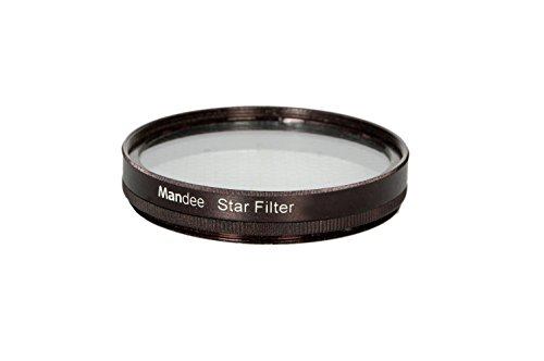 MANDEE 58Mm + 8 Points Star Filter For Canon Nikon Sony Or DSLR Camera