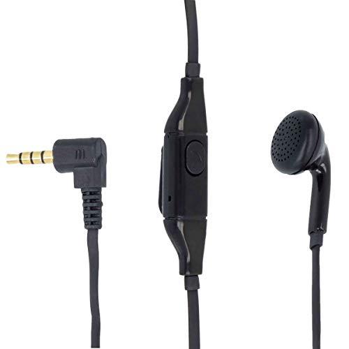 Preisvergleich Produktbild kj-vertrieb Headset für AVM Fritz!Fon M-TF / C4 Telefon - Mono 3.5mm Klinkenstecker
