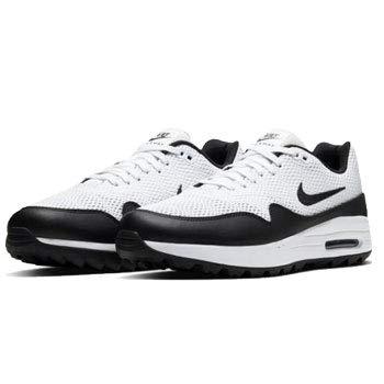 NIKE(ナイキ) 2020 Nike Air Max 1G ゴルフシューズ White/Black CI7576-100 26.0cm(8.0) [並行輸入品]