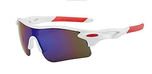 Gafas de Sol Gafas De Sol Deportivas Al Aire Libre Gafas para Hombres GafasDeportivas Al Aire LibreLente Uv400 012